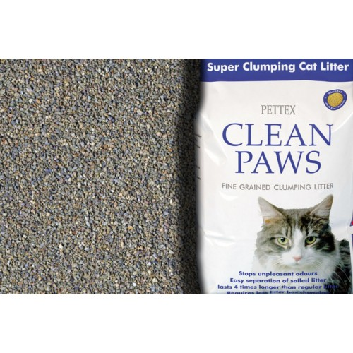 Clean Paws Cat Litter Kg