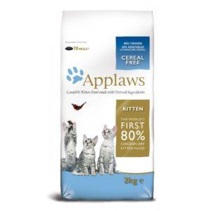 Applaws Kitten Dry Chicken 400g