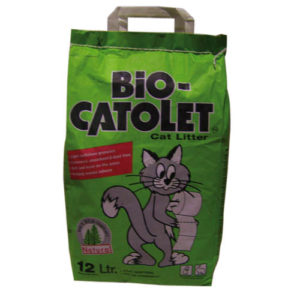 Bio Catolet Litter (100% Recycled Paper) 25 Litre