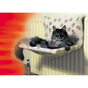 Cat Kumfy Kradle Fits Double Radiator