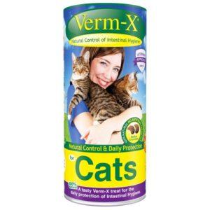 Verm-X Treats For Cats 120g