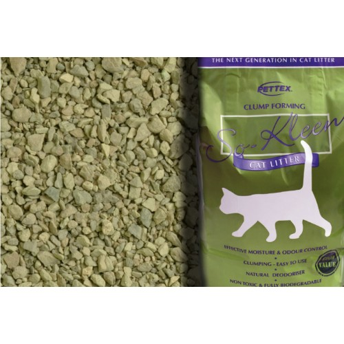 Fullers earth cat litter lidl