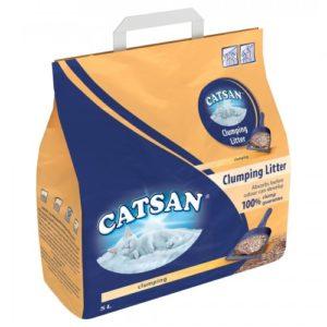 Catsan Litter Ultra Clumping 5ltr