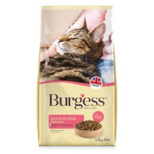 Dry Adult Burgess