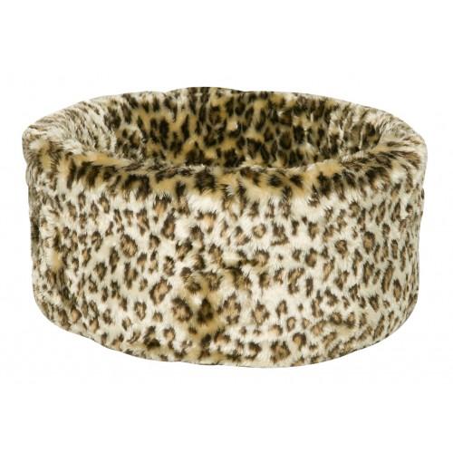 Cat Cosy Leopard Medium 50cm (20″)