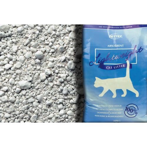 Pettex Anti-bac Lightweight Cat Litter 20litre