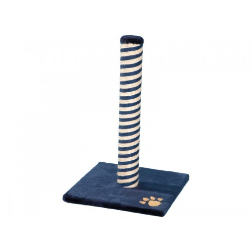 Cat Walk Scratch Post Berlin Blu/bge 24.75×15.75×15.75″