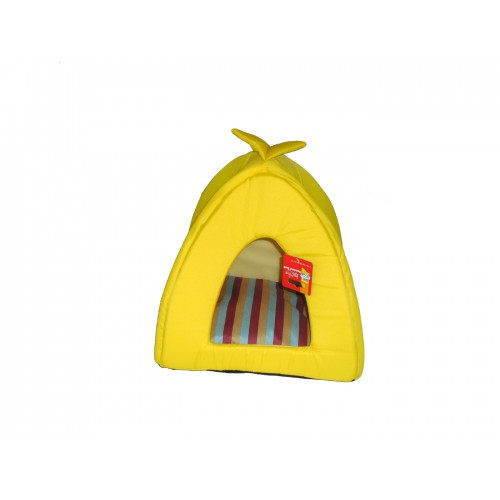 Good Boy Hooded Cat Bed Design A 360mm (13.5″)