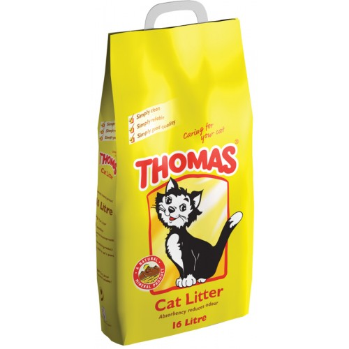 Thomas Cat Litter 8ltr
