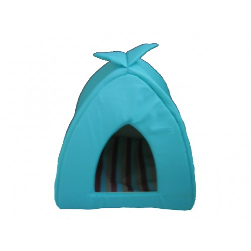 Good Boy Hooded Cat Bed Design B 360mm (13.5″)