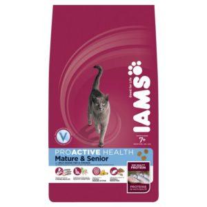Iams Cat Senior & Mature 7+ Ocean Fish 2.55kg