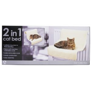 Luxury 2 In 1 Cat Bed