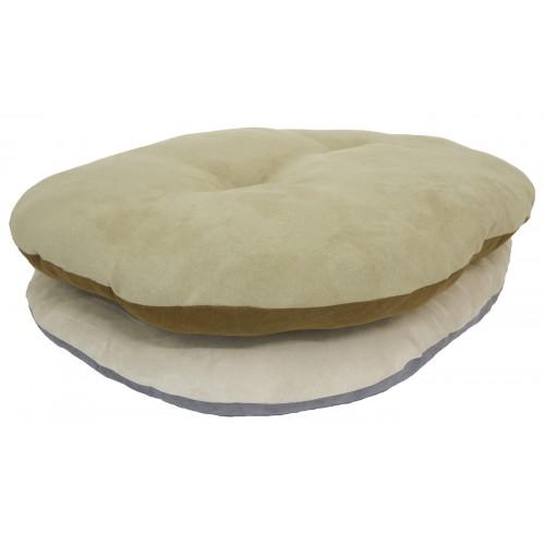 40 Winks Plastic Bed Mattress Faux Suede 65 55cm