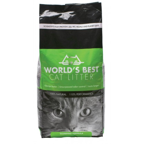 Worlds Best Cat Litter Clumping Formula 3.18kg