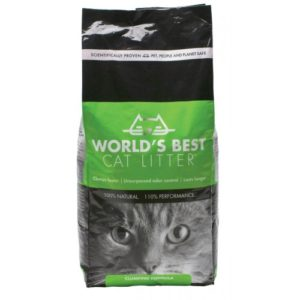 Worlds Best Cat Litter Clumping Formula 6.35kg