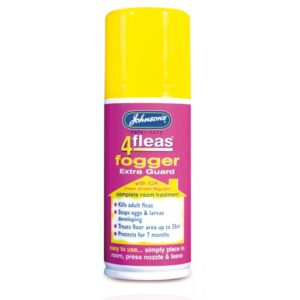 4fleas Room Fogger With Igr Twinpack 100ml