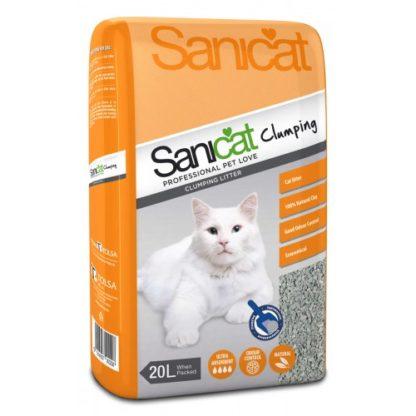 Sanicat Clumping Litter 20ltr
