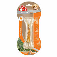 8in 1 Dog Delights Strong Bone Small x6