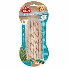 8in1 Dog Dental Delights Sticks x6