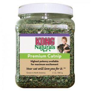 Kong Naturals Premium Catnip 56g