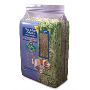 Alfalfa King Oat Wheat & Barley Hay 11.36kg