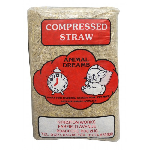 Animal Dreams Compressed Straw Standard