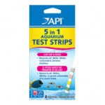 Api 5-in-1 Aquarium Test Strips 4pk