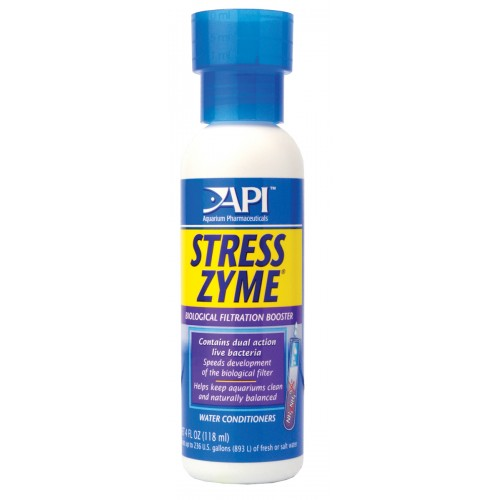 Api Stress Zyme Biological Filtration Booster 237ml