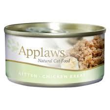 Applaws Cat Can Kitten Chicken 70g