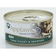 Applaws Cat Can Tuna & Seaweed 156g