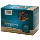 Applaws Cat Pouch Tuna & Seabream 70g x12