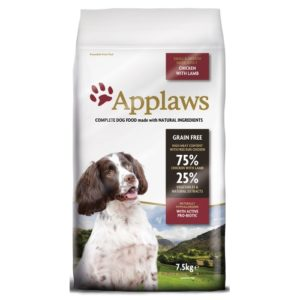 Applaws Dog Dry Adult Sml/med Breed Lamb 2kg