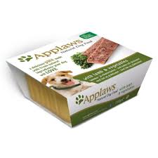 Applaws Dog Pate Alu Tray Lamb With Vegetables 150gx7