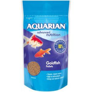 Aquarian Goldfish Pellet 28g