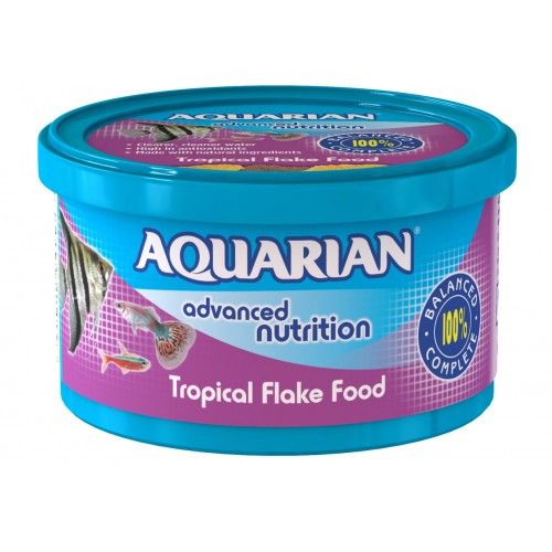 Aquarian Tropical Flakes 50g