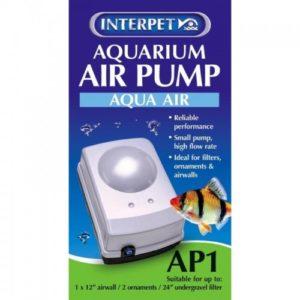 Aquarium Air Pump Aqua Air Ap1