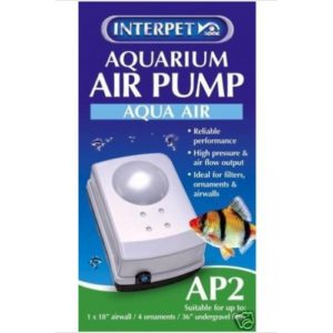 Aquarium Air Pump Aqua Air Ap2