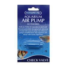 Aquarium Air Pump Check Valve