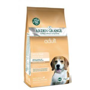 Arden Grange Adult Rich In Fresh Pork & Rice 12kg