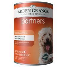 Arden Grange Partners Fresh Chicken Rice & Vegetables 395g X24