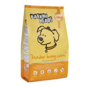 Barking Heads Dog Adult Tender Loving Care 2kg