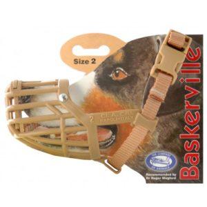 Baskerville Muzzle Size 8