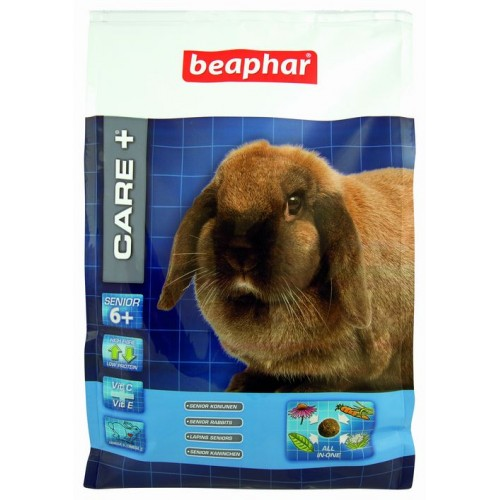 Beaphar Care+ Rabbit Food Senior 1.5kg