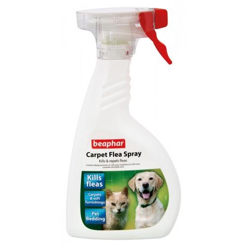 Beaphar Carpet Flea Spray 400ml