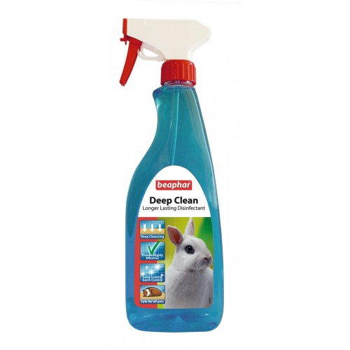 Beaphar Deep Clean Disinfectant 500ml Trigger
