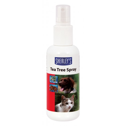 Beaphar Dog & Cat Tea Tree Spray 150ml