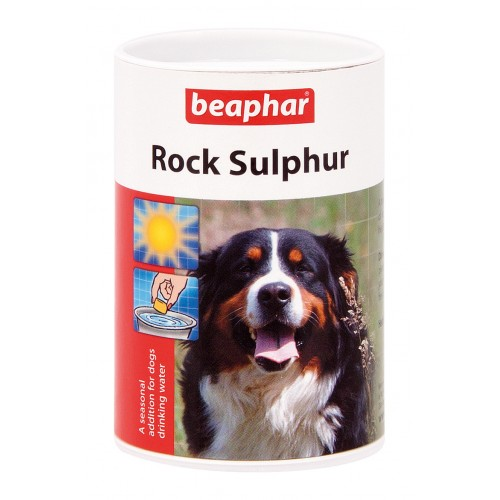 Beaphar Dog Rock Sulphur 100g