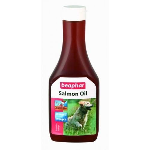 Beaphar Dog Salmon Oil Supplement 425ml