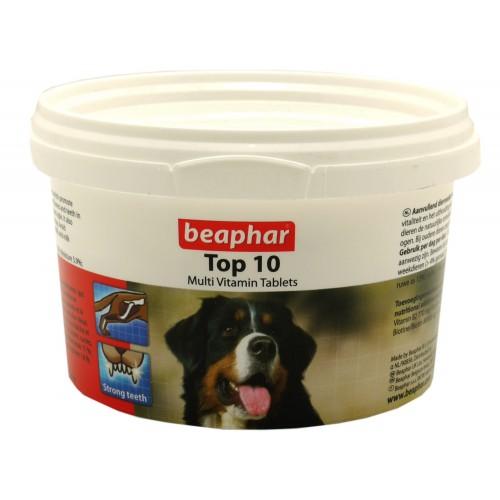 Beaphar Dog Top 10 Multi-vitamin 180 Tablets