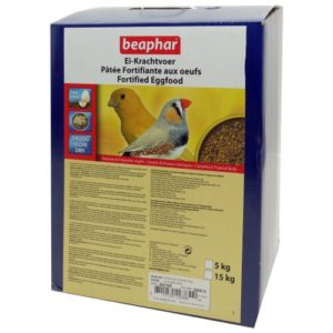 Beaphar Fortified Egg Food Dry 5kg
